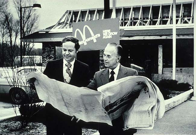 Дик и Мак Макдоналдс