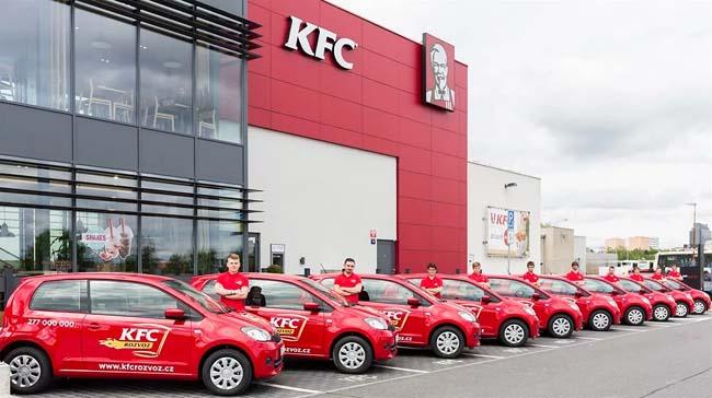 Служба доставки KFC