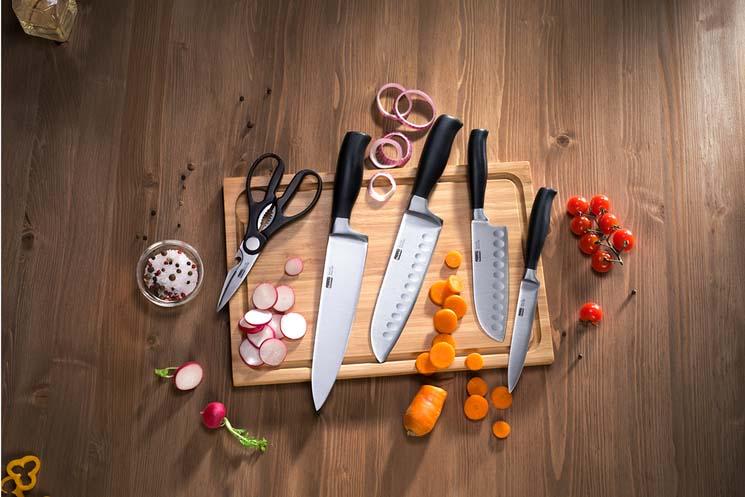 Коллекция ножей Berndes